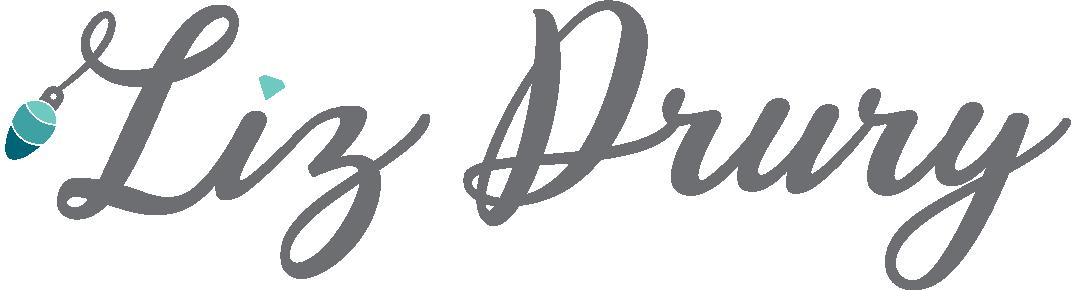 Liz Drury voiceover artist Logo