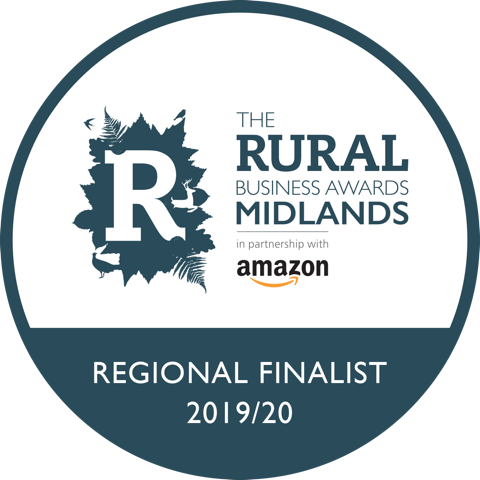Regional Finalist Rural Business Awards 2019