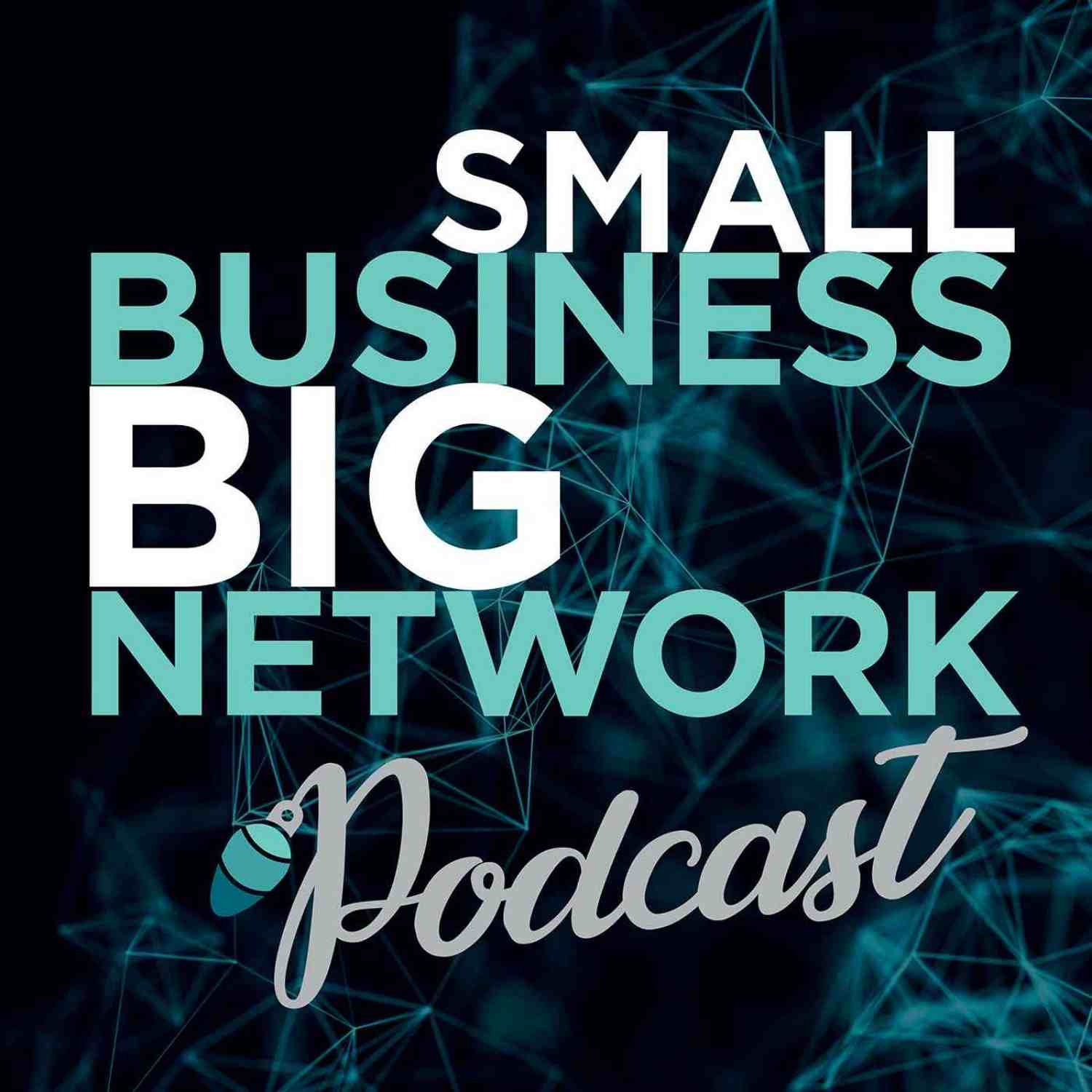 Small Business Big Network Podcast logo