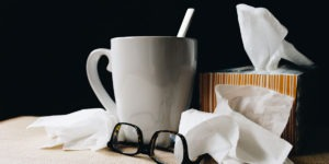 Dealing with the Winter sniffles
