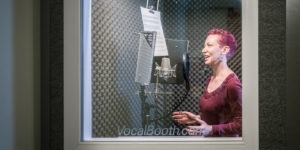 I'm a professionally trained voiceover artist, broadcaster and copywriter. I have worked as a voiceover artist since 2013 on projects for films, radio & TV.