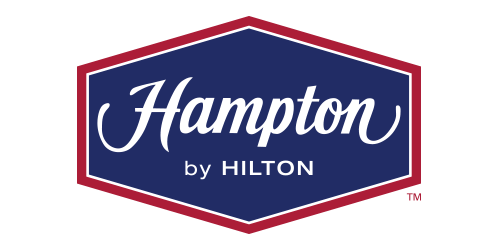 Logo Hampton By Hilton