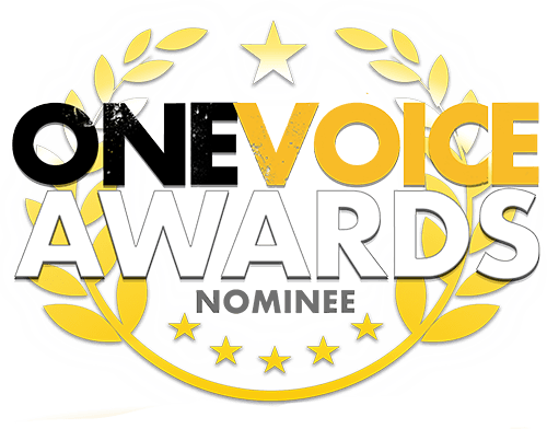 OneVoice Awards Nominee 2018