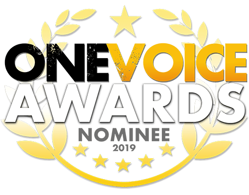 OneVoice Awards Nominee 2019